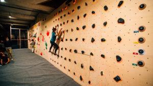 Climbing District - Espace Expe