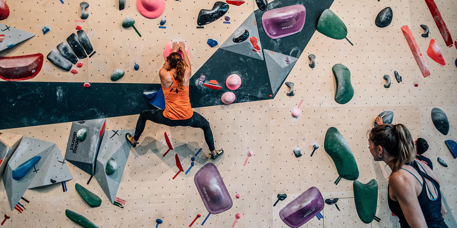 Abonnement Dégel, spécial étudiants - Climbing District