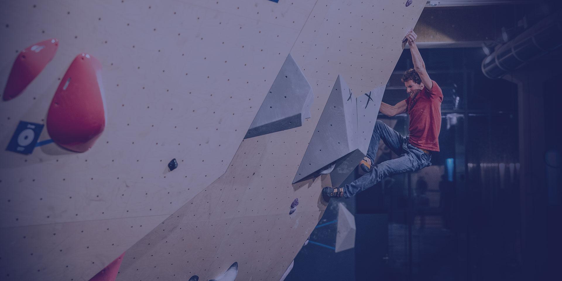 Dégel ! L'abonnement anti-COVID-19 Climbing District